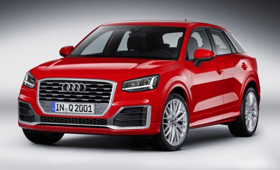 Vén màn crossover hạng sang nhỏ xinh Audi Q2
